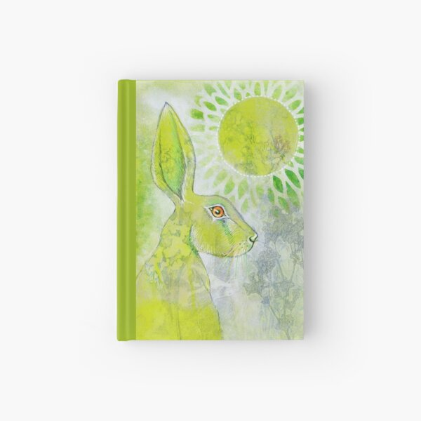 Among the Wildflowers Hardcover Journal