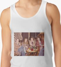 Chilling at the Waldorf Astoria Hotel New York Tank Top
