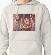 Chilling at the Waldorf Astoria Hotel New York Pullover Hoodie