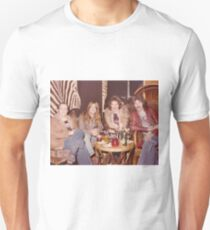 Chilling at the Waldorf Astoria Hotel New York Unisex T-Shirt