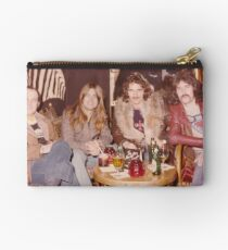 Chilling at the Waldorf Astoria Hotel New York Zipper Pouch