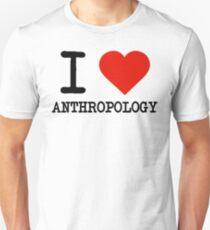 I Love Anthropology T-Shirt