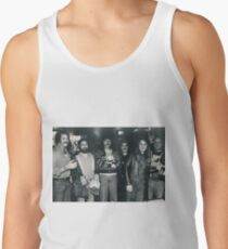 Hotel Bar in Kansas City Holiday Inn. The Band Rehydrating after the Gig. Tank Top