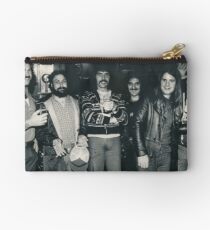 Hotel Bar in Kansas City Holiday Inn. The Band Rehydrating after the Gig. Studio Pouch