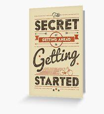 The Secret Greeting Card