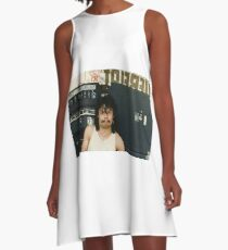 Drummer 'Philthy Animal' Phil Taylor A-Line Dress