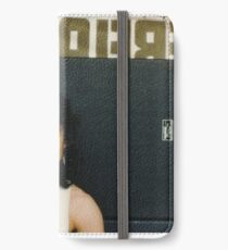 Drummer 'Philthy Animal' Phil Taylor iPhone Wallet/Case/Skin