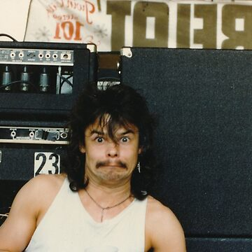 Drummer 'Philthy Animal' Phil Taylor by blacksabbath