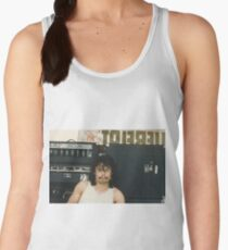 Drummer 'Philthy Animal' Phil Taylor Women's Tank Top