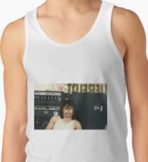 Drummer 'Philthy Animal' Phil Taylor Tank Top