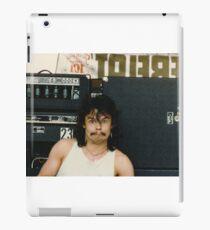 Drummer 'Philthy Animal' Phil Taylor iPad Case/Skin