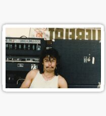 Drummer 'Philthy Animal' Phil Taylor Sticker