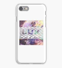 Lux League Of Legends iPhone Case/Skin