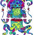 Sliced Monster by ogfx