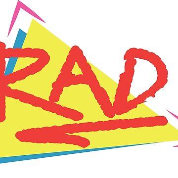 SUPER RAD by KUPNOODLE