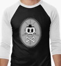 Bone Head Men's Baseball ¾ T-Shirt