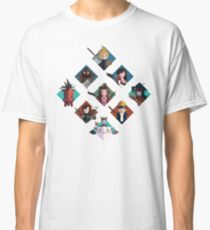Final Fantasy cute tiles Classic T-Shirt