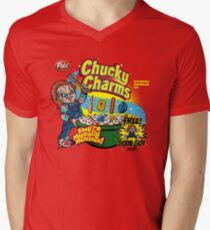 Chucky Charms Men's V-Neck T-Shirt