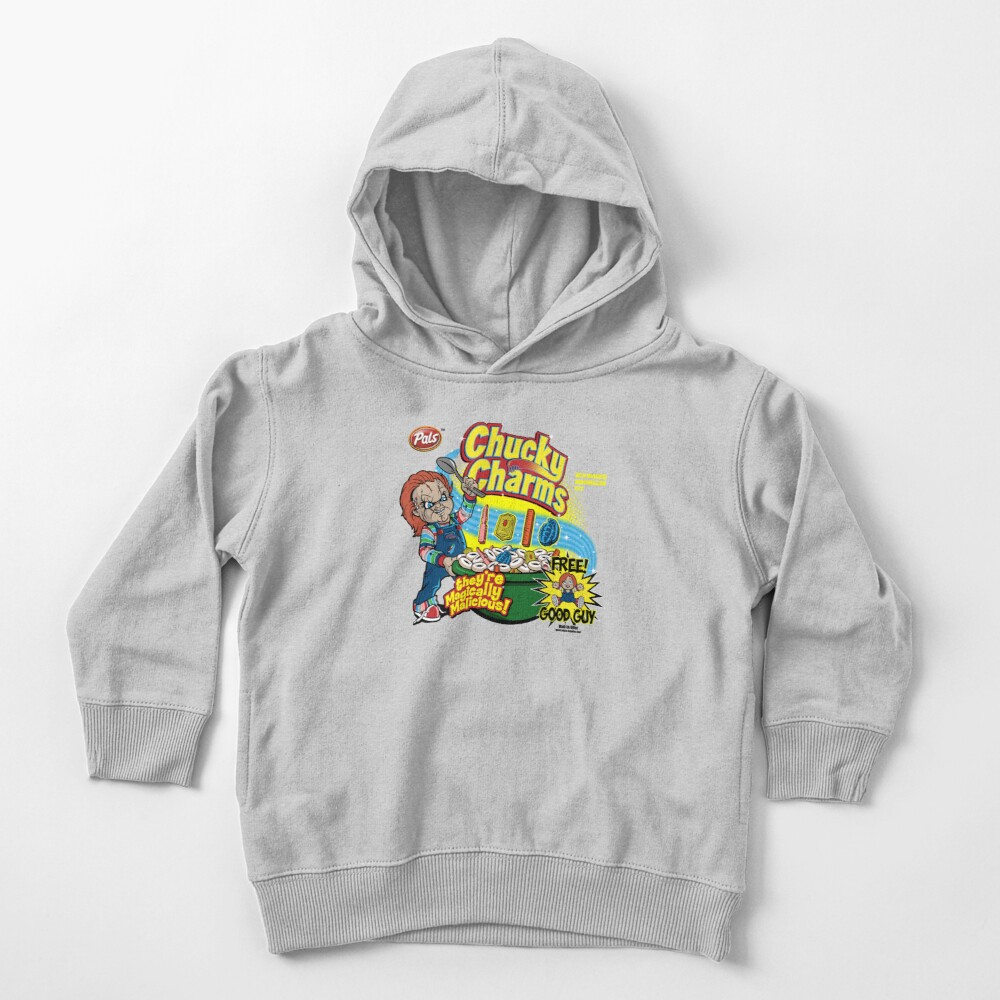 Chucky Charms Toddler Pullover Hoodie