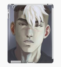 Voltron Shiro portrait iPad Case/Skin