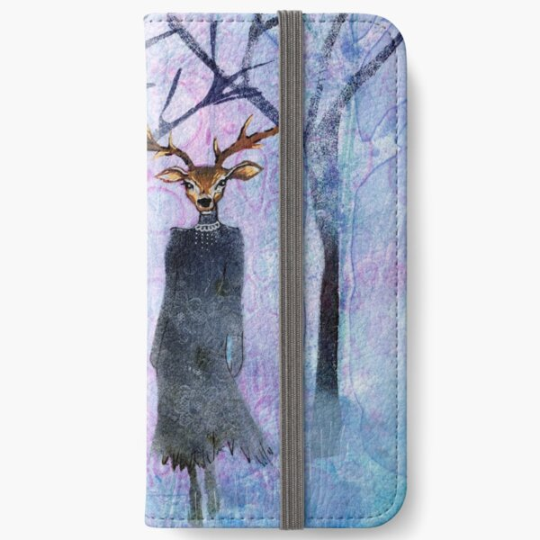 secret of the forest iPhone Wallet