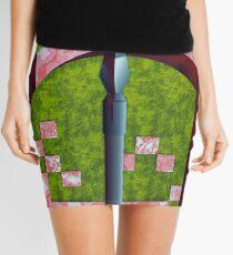 Dispense with the Pleasantries Mini Skirt