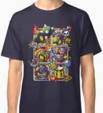 Bomber Battle - Player 01 (alternative) Classic T-Shirt
