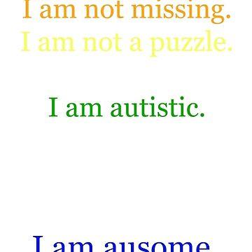 I am ausome. by kimmieluwho