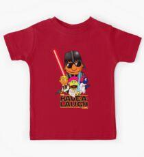 The Puppets Strike Back Kids Tee