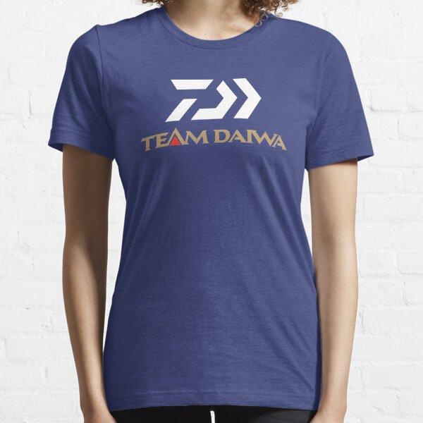 L'équipe de pêche ultime est Daiwa T-shirt essentiel
