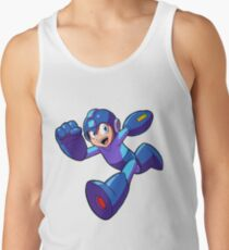 Megaman Running Tank Top