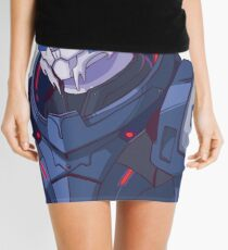 Garrus Vakarian Mini Skirt