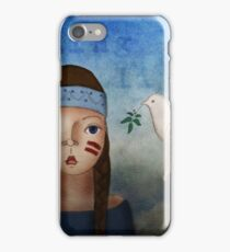 Little White Dove iPhone Case/Skin