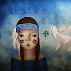Little White Dove by Rookwood Studio ©