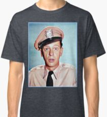 Barney Fife in color Classic T-Shirt