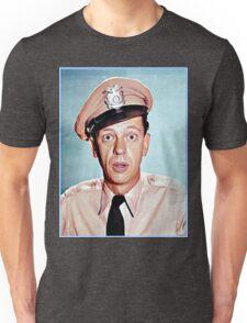 Barney Fife in color Unisex T-Shirt