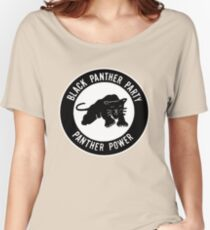 The Power of Black is Panther Women's Relaxed Fit T-Shirt