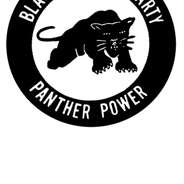 The Power of Black is Panther by artikulasi