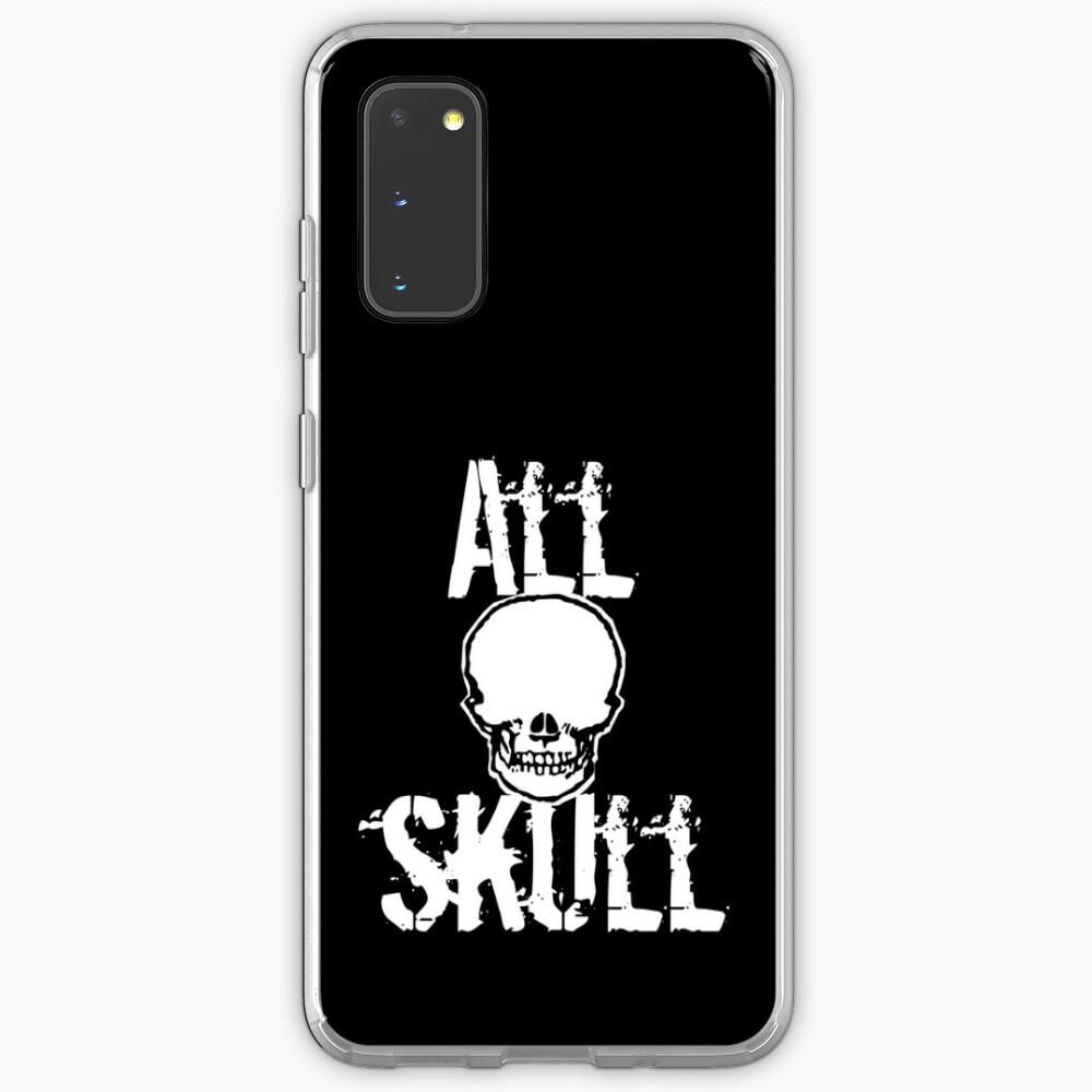 All Skull - The Dark Side Case & Skin for Samsung Galaxy