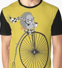 old school biker Graphic T-Shirt