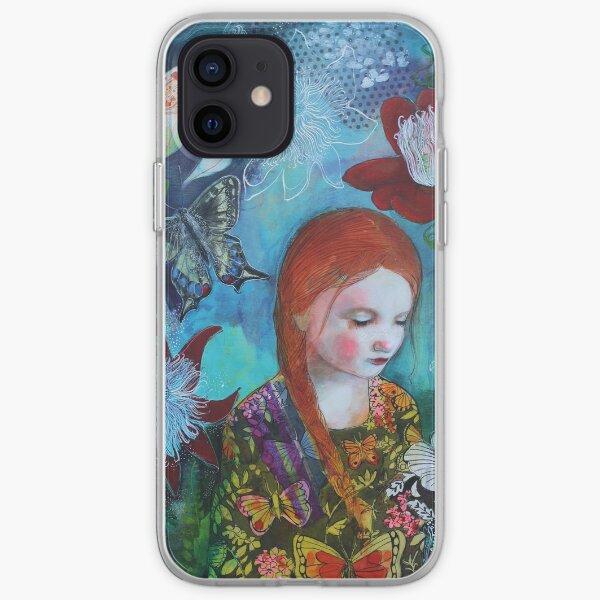 Botanical wonderland iPhone Soft Case