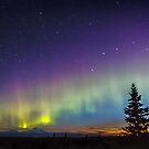 Aurora Sunrising by Owed To Nature