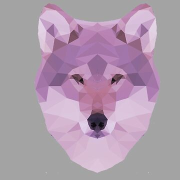 Poly-wolf by travishoctor