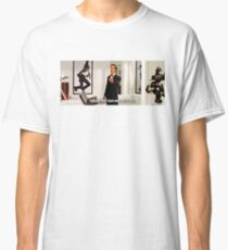 "American Psycho - Jason Bateman tells Sabrina to ""eat it"" Classic T-Shirt"