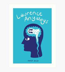 Laurence Anyways - Movie  Art Print