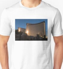 Chocolate Gold Buildings - Wynn and Encore Las Vegas Unisex T-Shirt