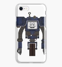 Yes Man Pixel  iPhone Case/Skin