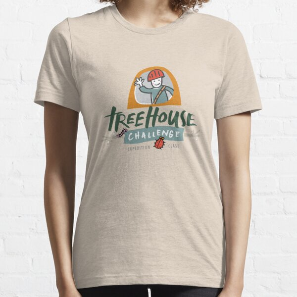 Treehouse Challenge Essential T-Shirt