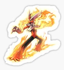 Blaziken Sticker