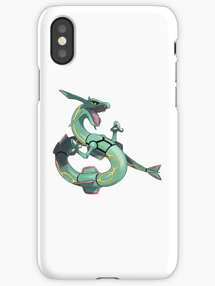 Rayquaza by Americ